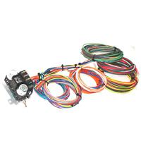 kwik wiring harness kwik wire 48 special wire harness | hotrod hotline