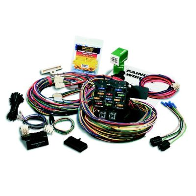 painless performance wiring diagram water pump painless performance 12 circuit street legal race car harness  painless performance 12 circuit street