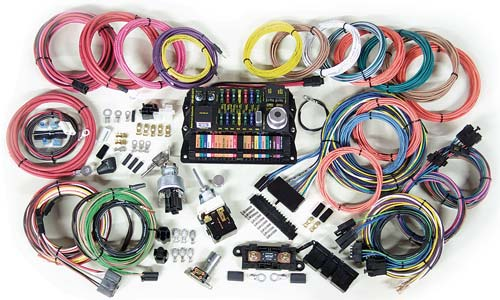 american autowire s highway 22 wiring system hotrod hotline product spotlight american autowire s highway 22 wiring system