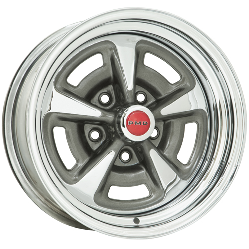 Wheel Vintiques Classic Reproduction Pontiac Wheels Hotrod Hotline - Classic car wheels