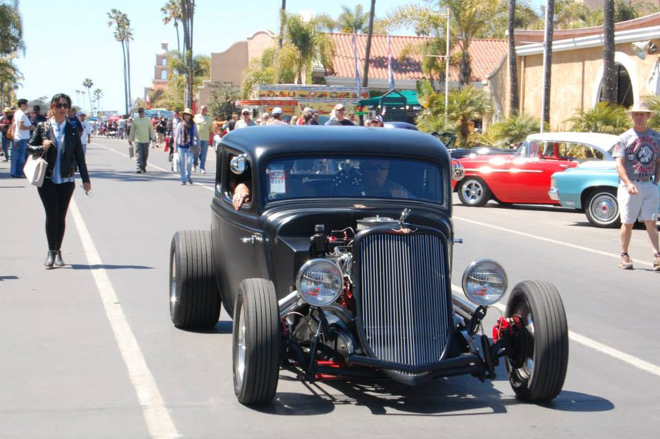 Good Guys Car Show Del Mar Fairgrounds