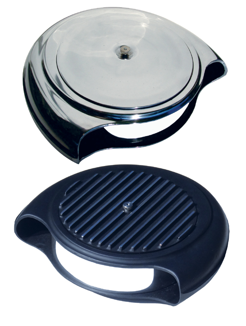 Street Rod Air Cleaners : O brien truckers batwing air cleaner hotrod hotline