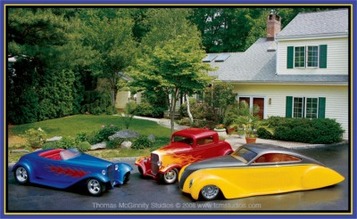 In Remembrance Of Boyd Coddington By The Westchester