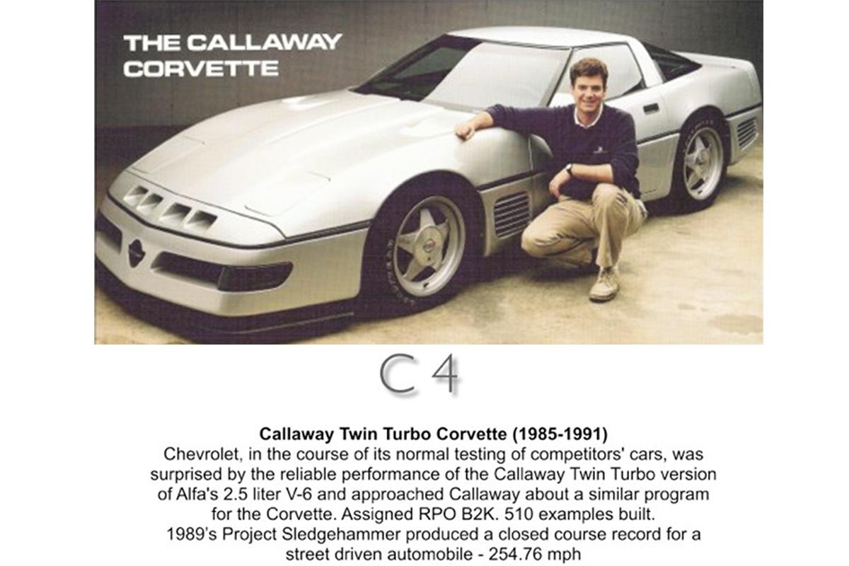 30 Years of Callaway Corvettes   Hotrod Hotline