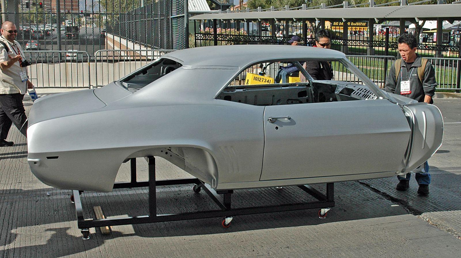 Steel Reproduction Bodies Hotrod Hotline
