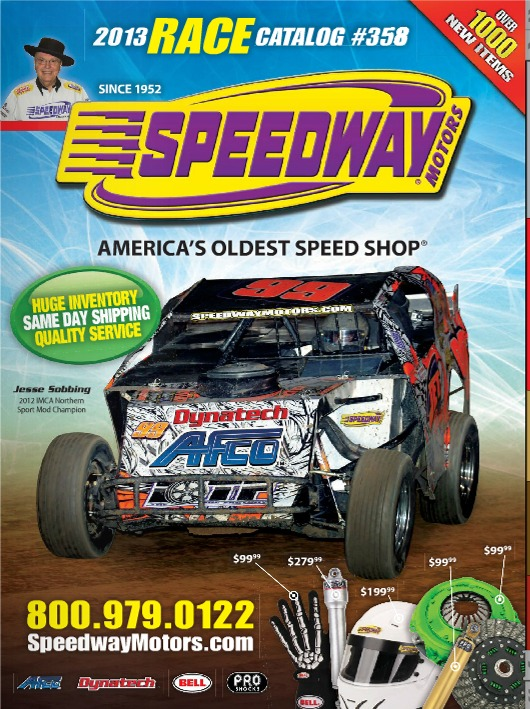 Speedway Motors New Online Flip Catalog Hotrod Hotline