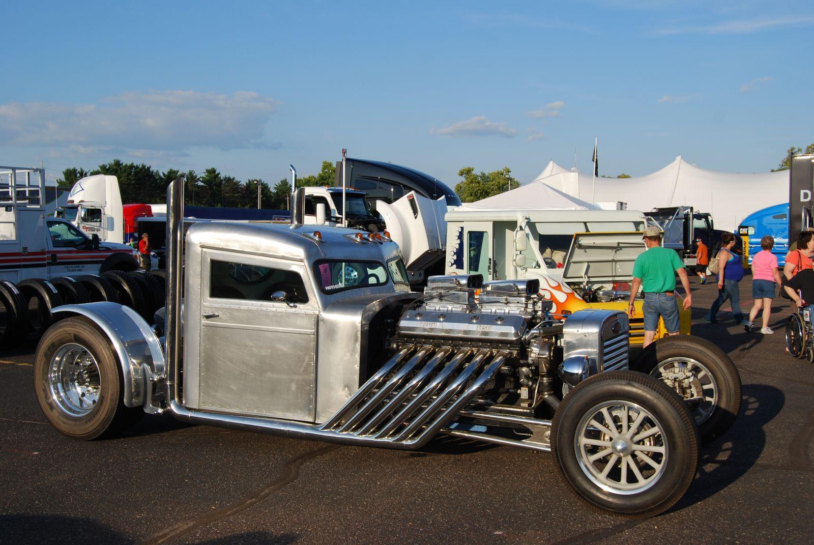 Hot Rod Hot Line Autos Post