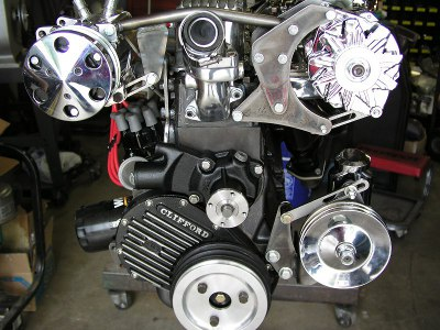 Engineered Components Inc Chevrolet Inline Six Cylinder