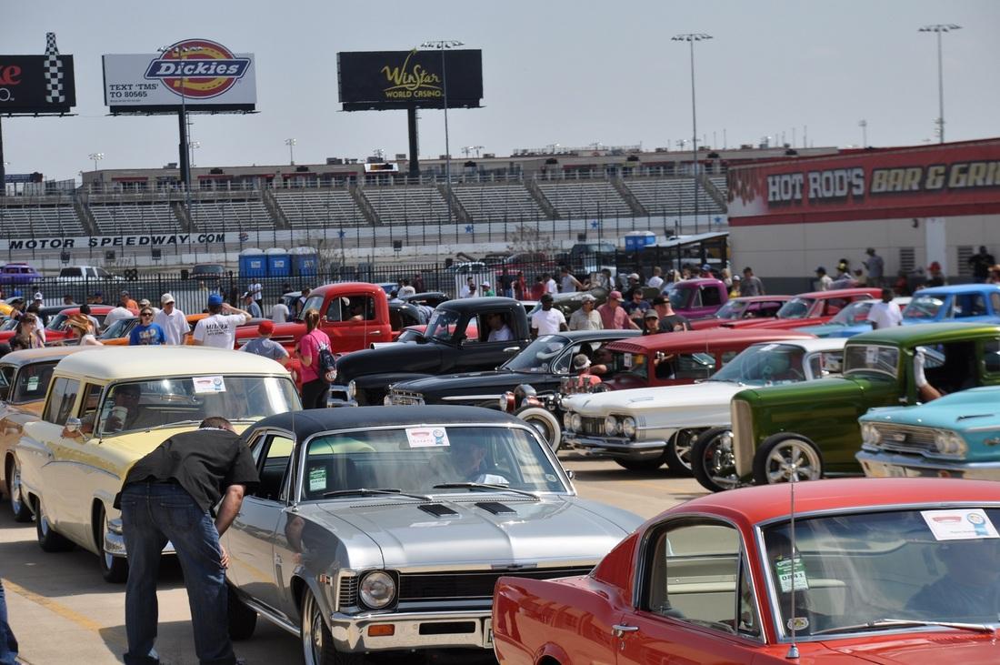 Goodguys 21st lonestar nationals october 4 6 2013 texas for Texas motor speedway car show