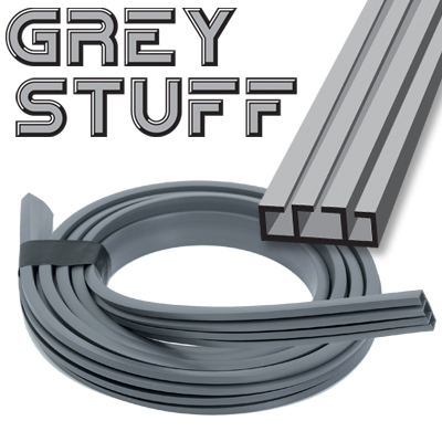 """Ron Francis Wiring """"GRAY STUFF"""" Under Carpet Wire Channel ..."""