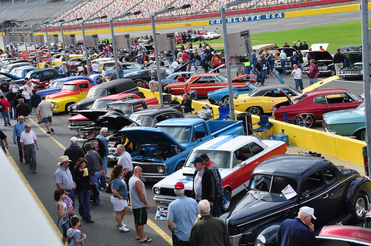 Goodguys Th Southeastern Nationals At Charlotte Motor Speedway - Charlotte motor speedway events car show