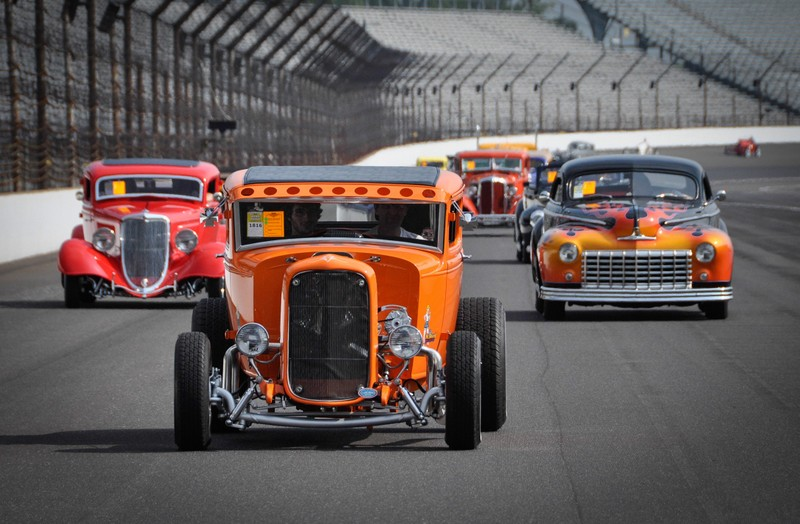 Goodguys Rd WIX Filters Speedway Nationals September - Good guys motors