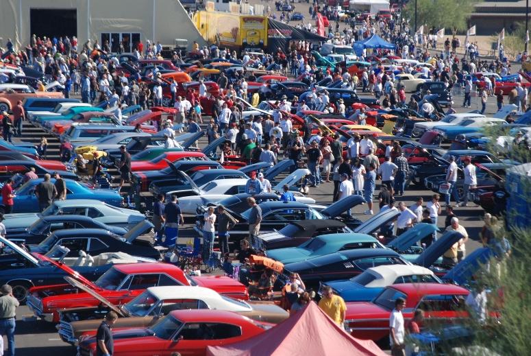 Goodguys Th Southwest Nationals Hotrod Hotline - Good guys automotive