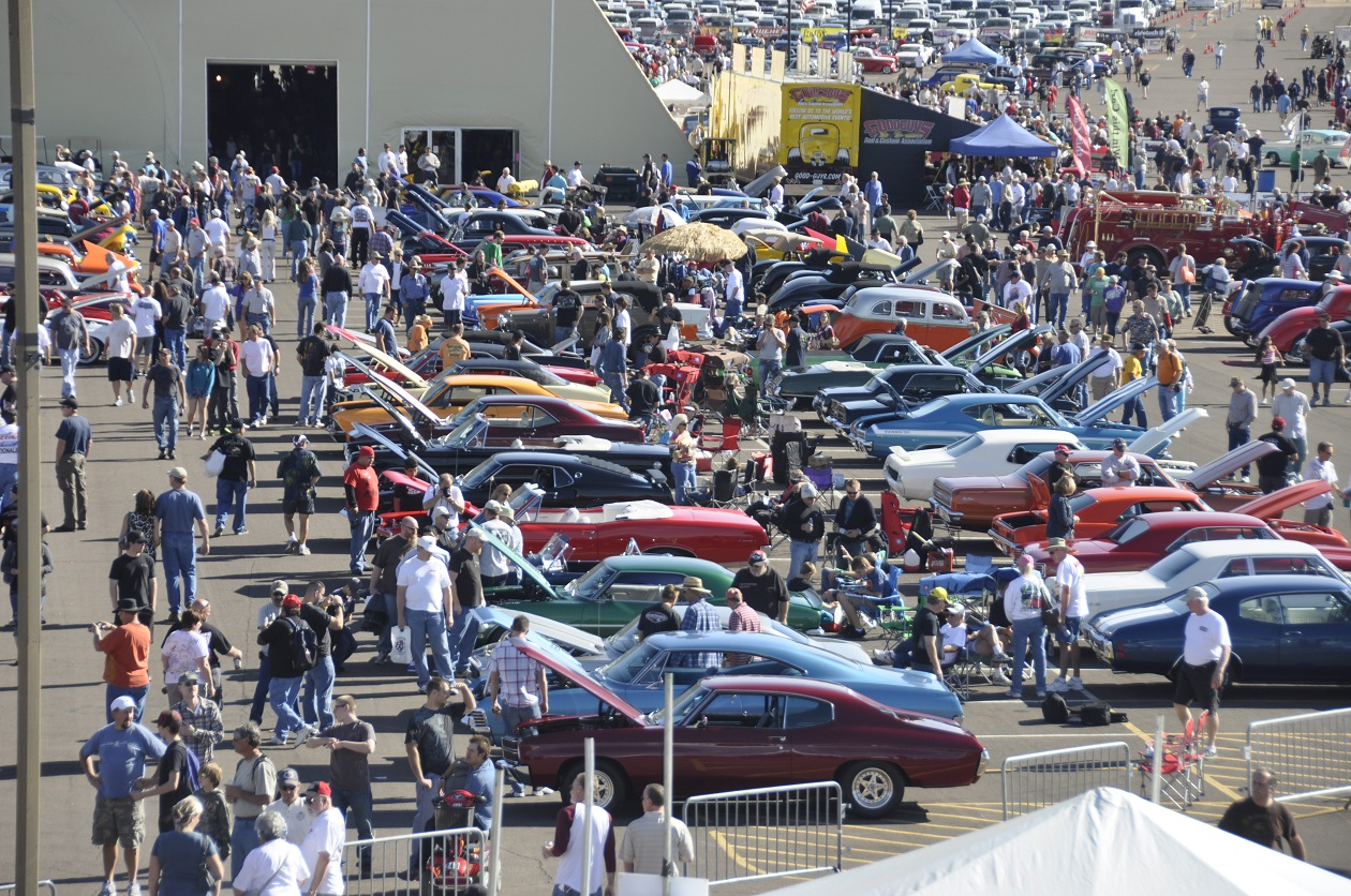 Goodguys Th Spring Nationals Is This Weekend Hotrod Hotline - When is the good guys car show in scottsdale