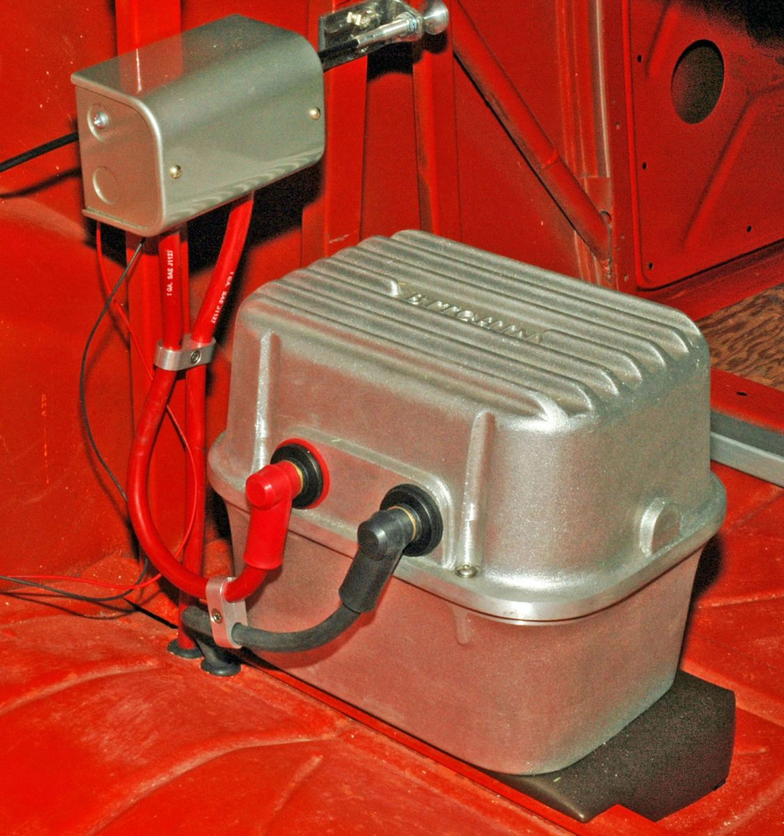 Grounding Electrical Systems Hotrod Hotline