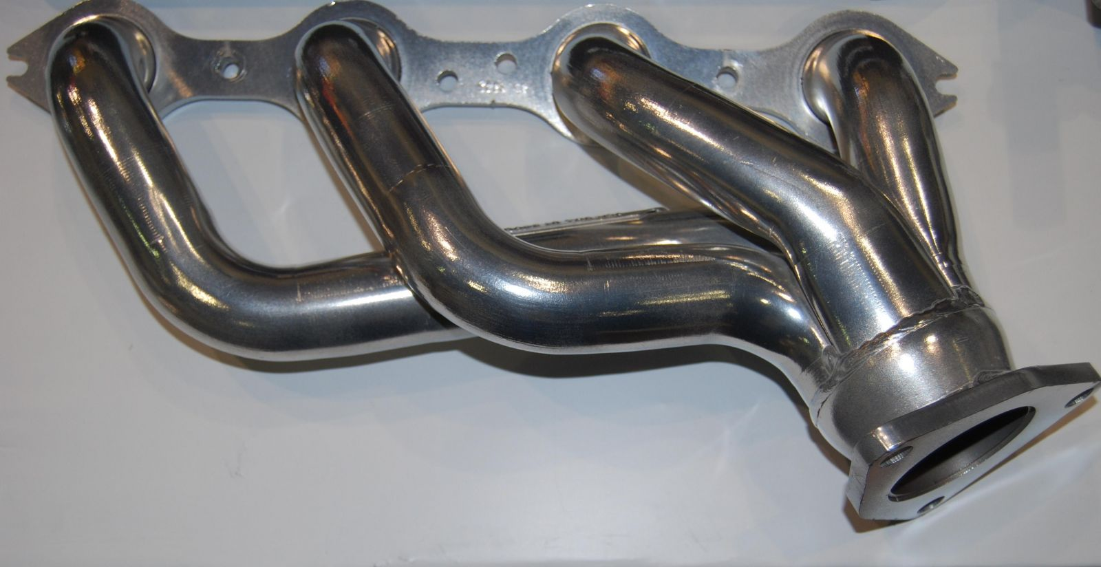 Hr Exhaust Edelbrock