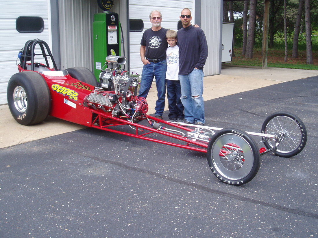 Rick Schnell and the World's Quickest Flathead Dragster | Hotrod Hotline