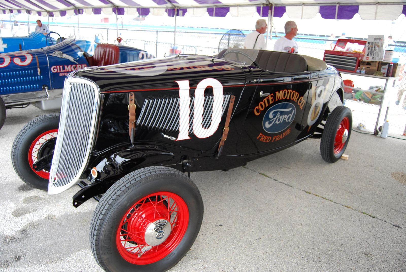 America\'s First Stock Car was a Hot Rod Ford   Hotrod Hotline