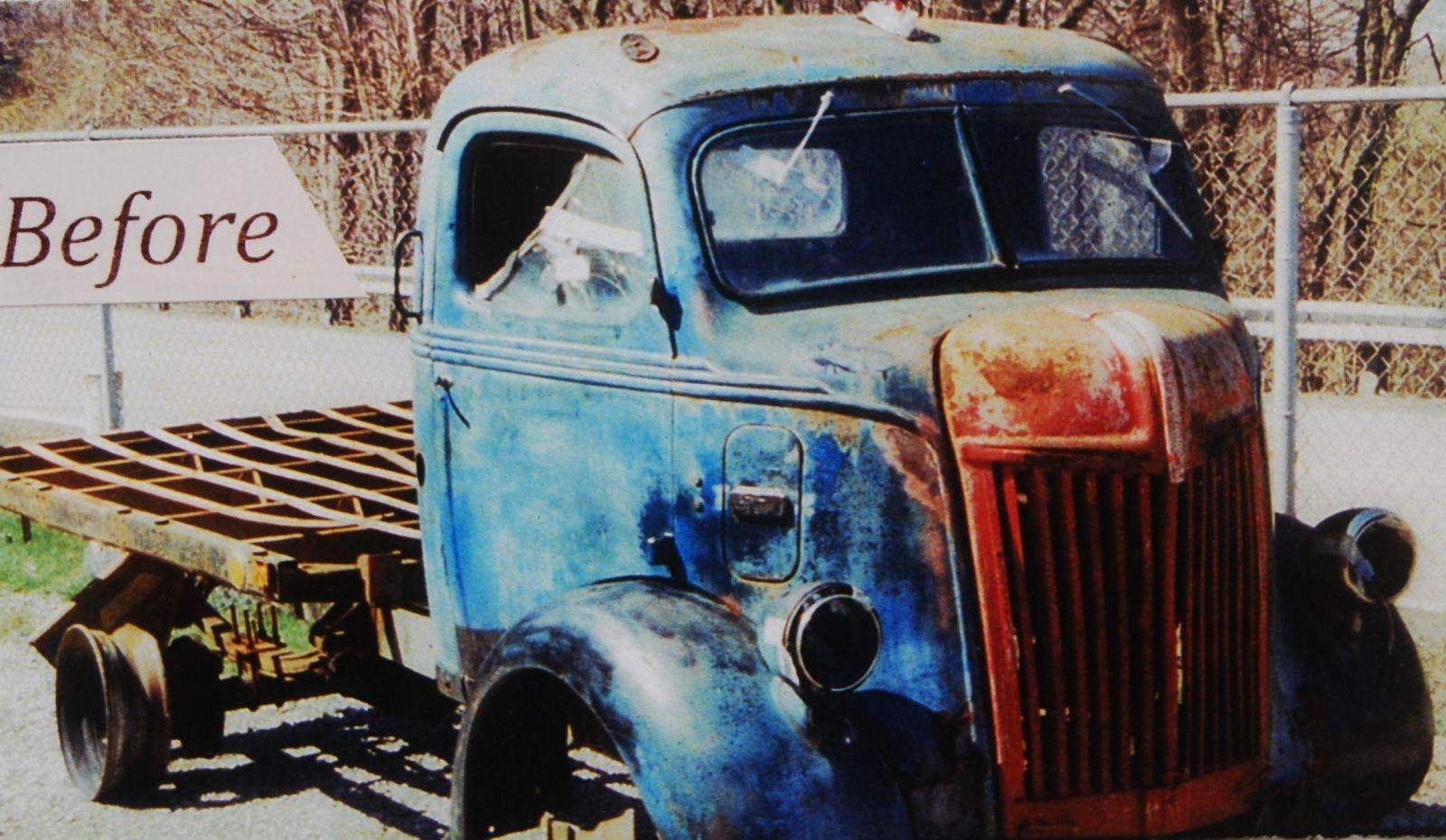 Keystone Cabover Comes Back Home Hotrod Hotline - Ramp ford car show