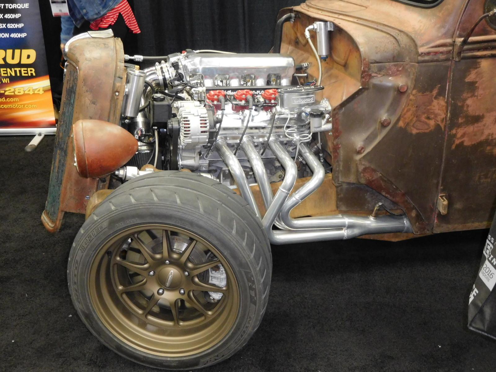 1938 Ford Pickup | Hotrod Hotline
