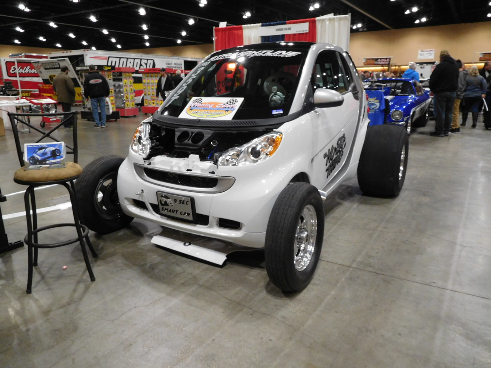 World\'s Fastest Smart Car | Hotrod Hotline