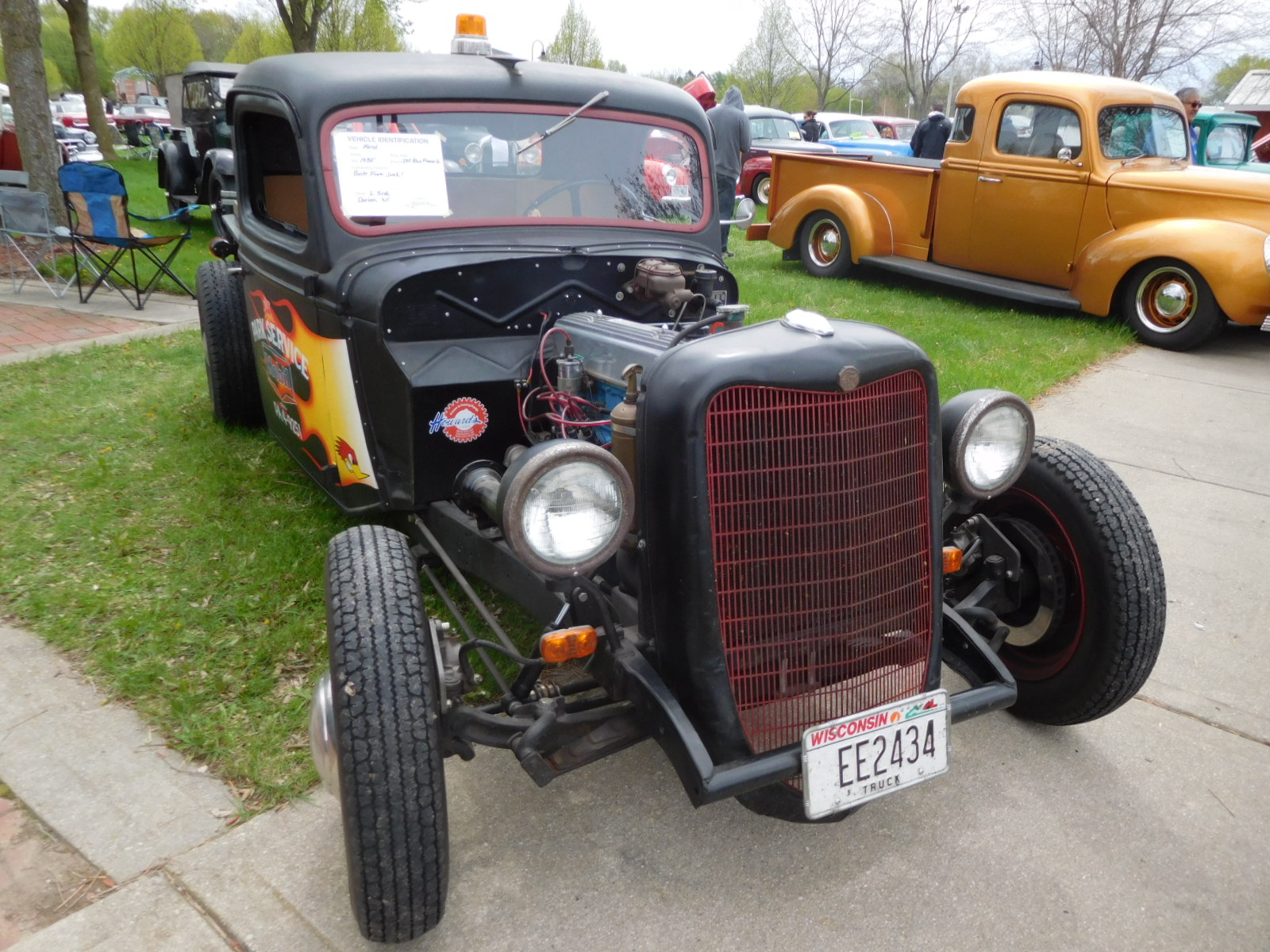 35 Ford Hot Rod Wrecker | Hotrod Hotline