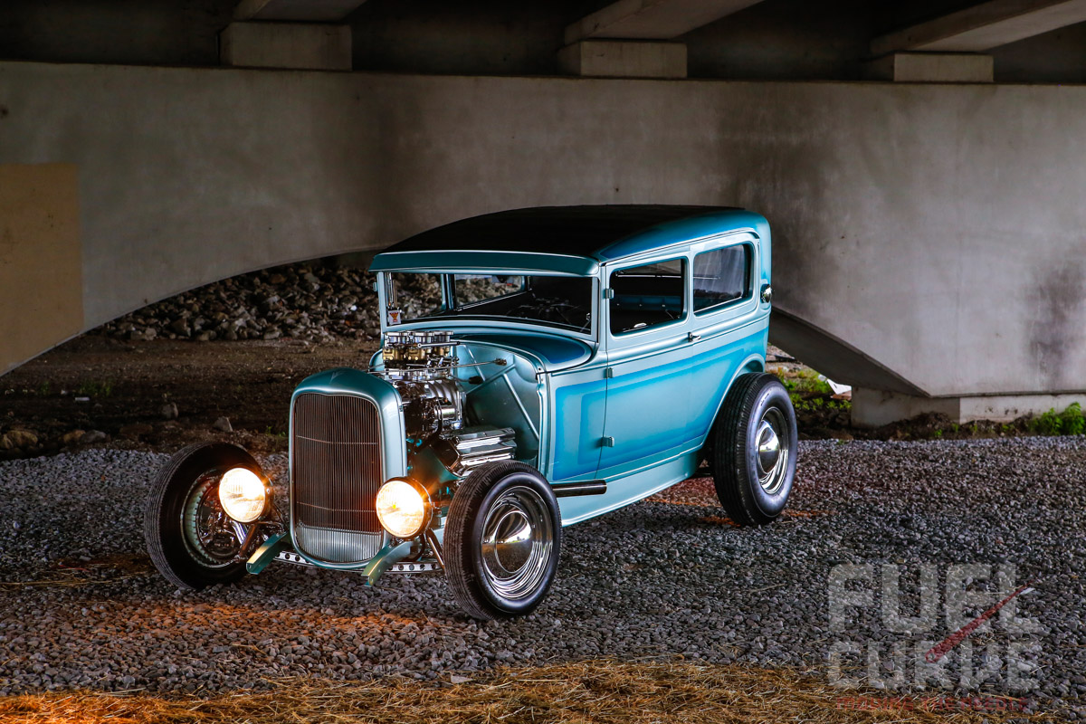 Hemi Powered Model A Tudor Named Hot Rod of the Year | Hotrod Hotline