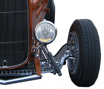 Headlights part 3 choosing and mounting them hotrod hotline publicscrutiny Choice Image