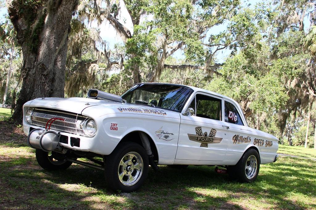 Lone Wolf 62 Ford Falcon Hotrod Hotline