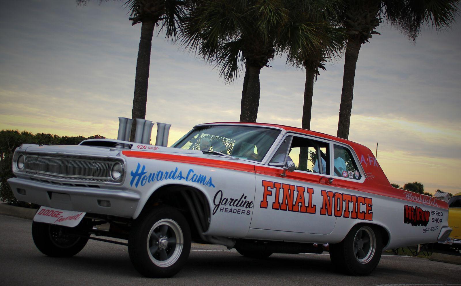 Bucket List 1965 Dodge Coronet AF/X   Hotrod Hotline