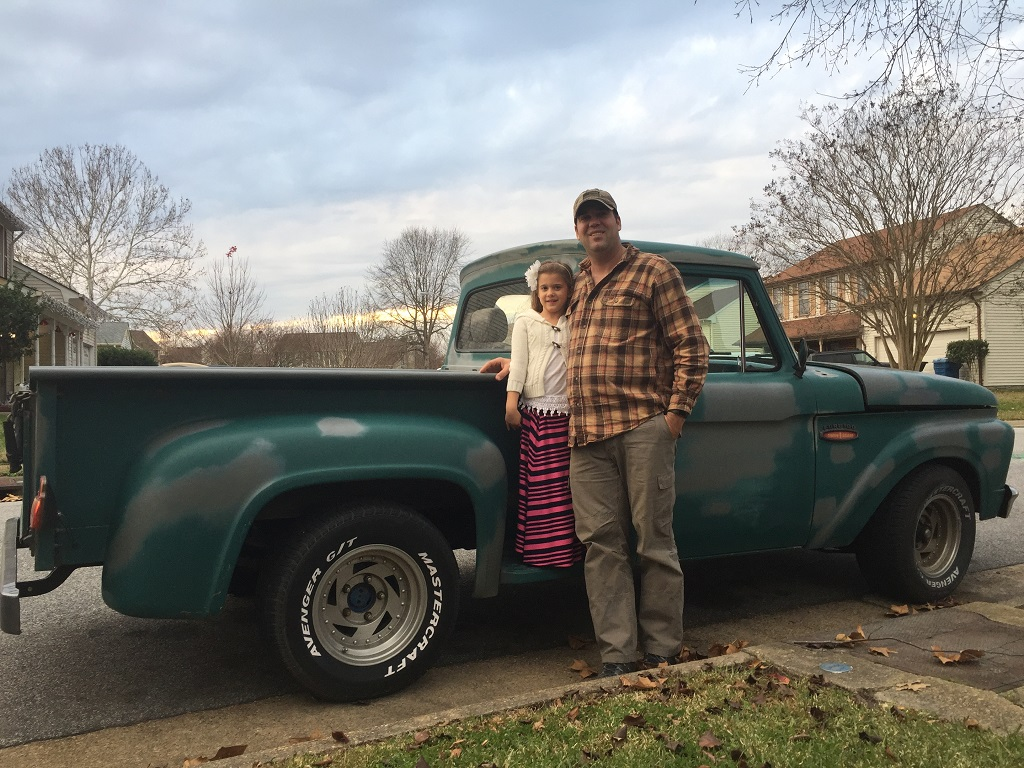 Casey Snobl\'s Hot Rod 1965 Ford F100 | Hotrod Hotline