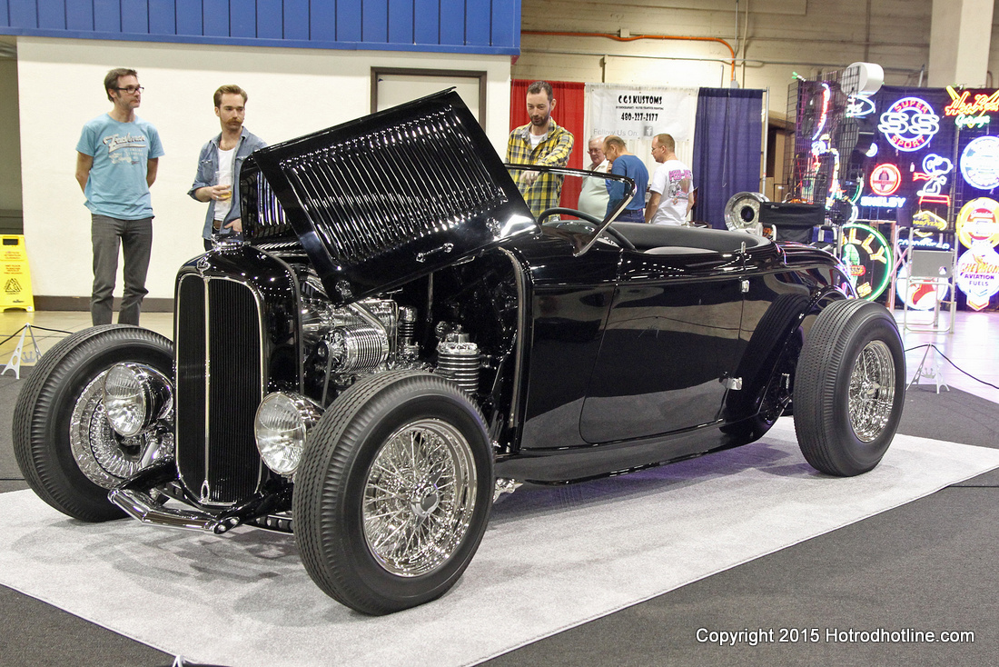 2015 Grand National Roadster Show Kicks Off | Hotrod Hotline