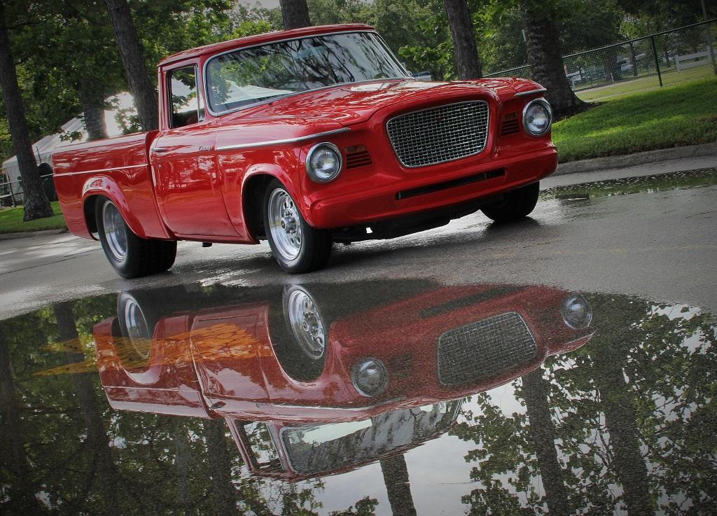 1963 Studebaker Champ Hotrod Hotline