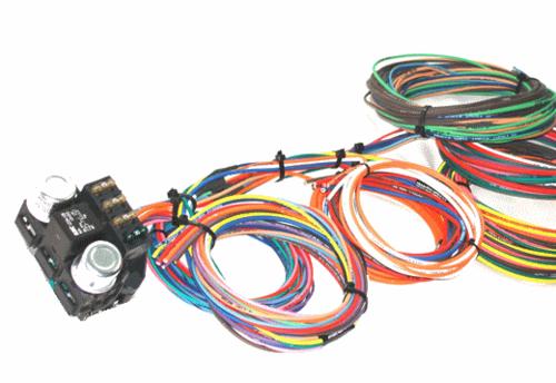 2000 honda 300ex wire diagram color code kwik wire engine/lights economy harness   hotrod hotline kwik wire diagram color code