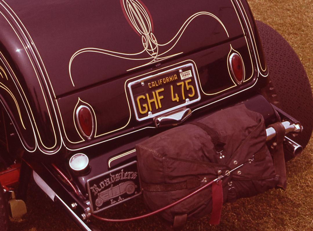 License Plate Lights, Third Brake Lights and Frames | Hotrod Hotline