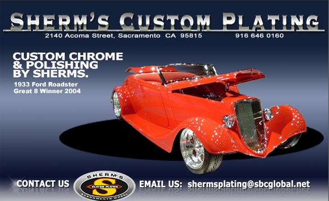 Shop Tour- SHERMS PLATING in Sacramento California The