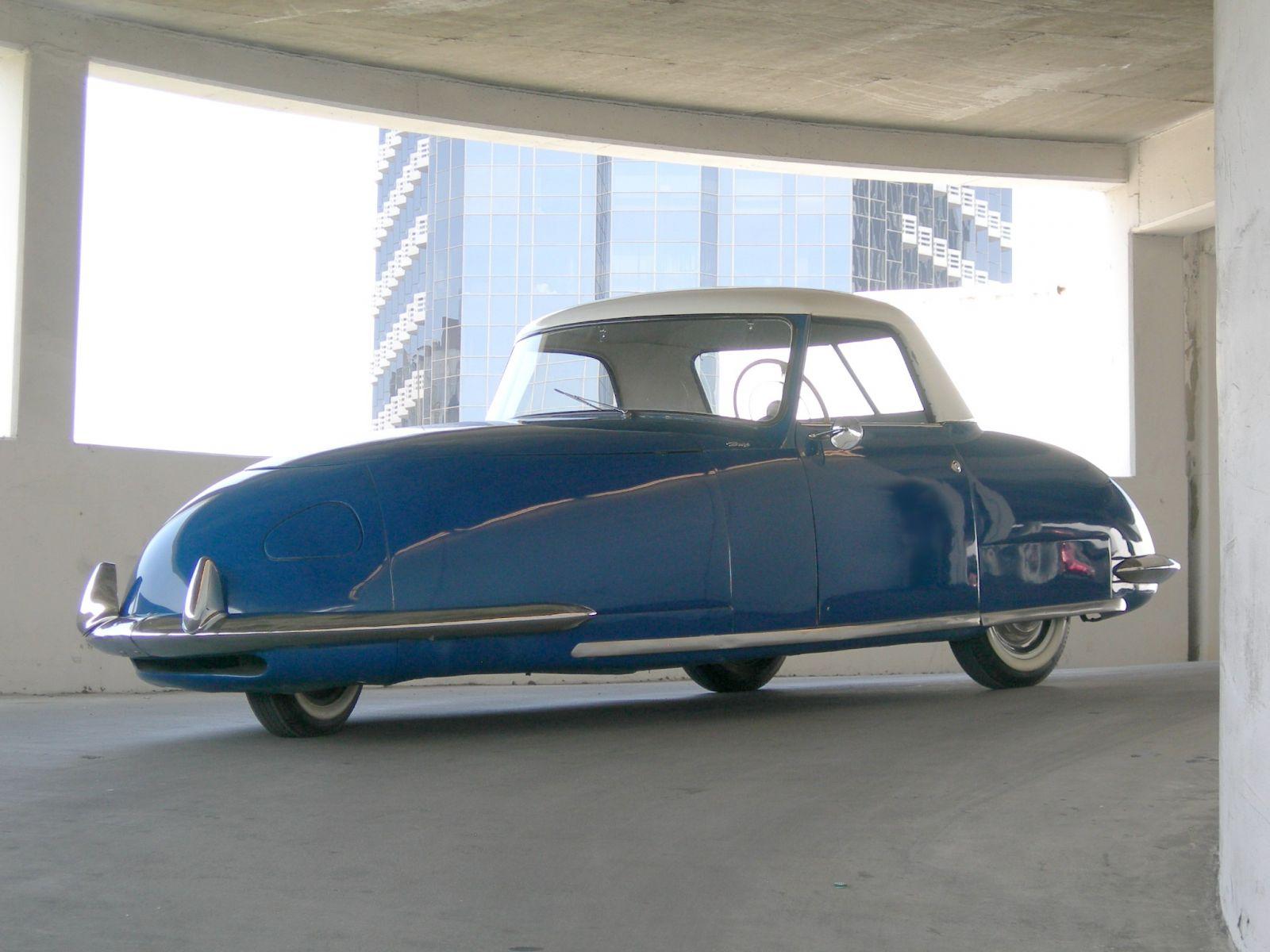 The Petersen Automotive Museum To Restore Ultra-Rare 3