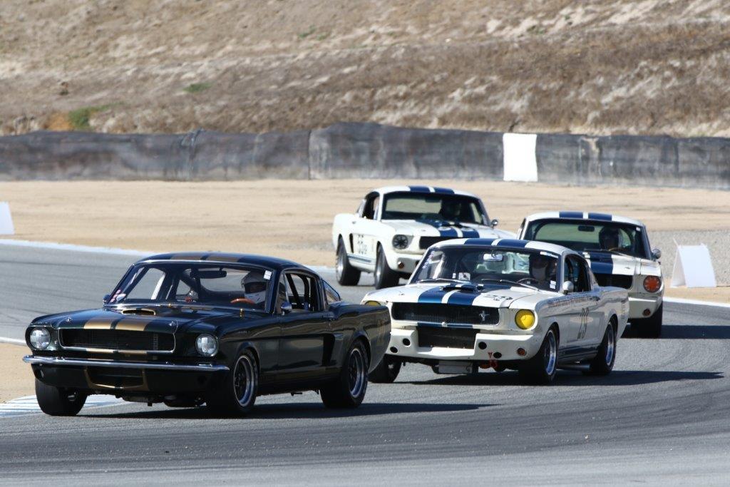 Rolex Monterey Motorsports Reunion Celebrates the Shelby GT350 ...