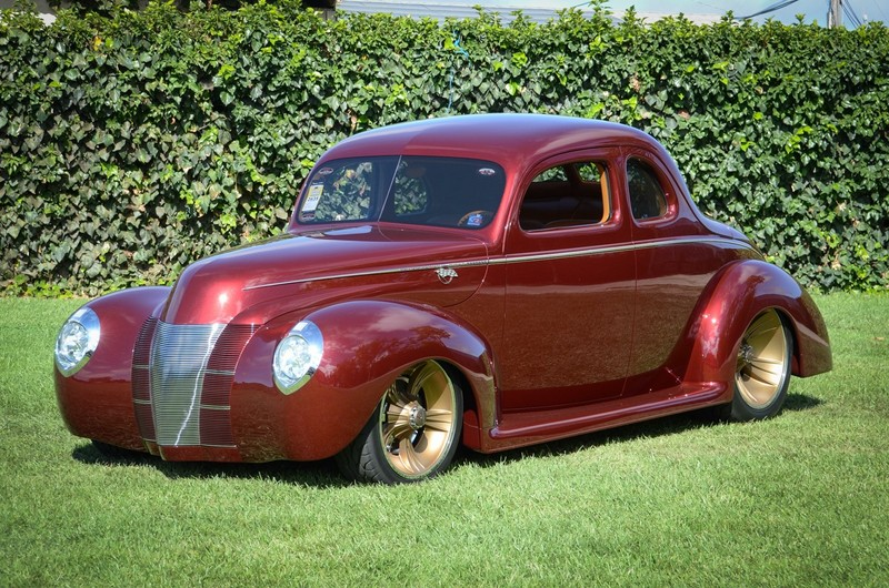 Goodguys Quot America S Most Beautiful Street Rod Quot Finalists