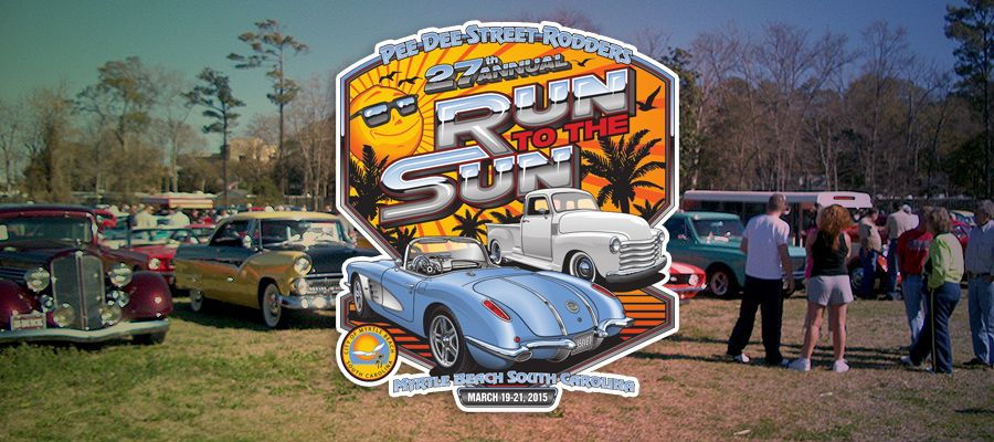 RestoMod Heads To Run To The Sun Hotrod Hotline - Myrtle beach car show
