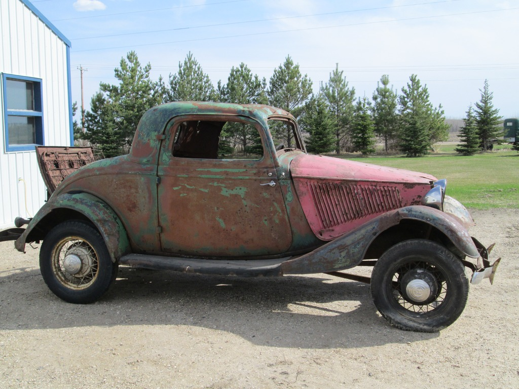 Poll say you bought this 1934 ford 3 window hotrod for 1934 ford 3 window coupe for sale in canada