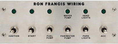 ron francis express wiring instructions
