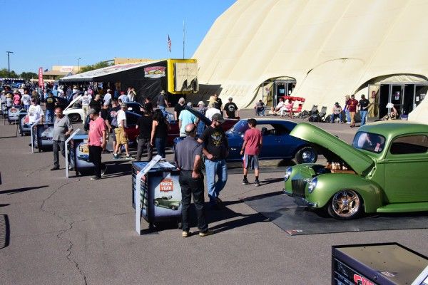 Goodguys Th Southwest Nationals Recap Hotrod Hotline - Car show in scottsdale this weekend
