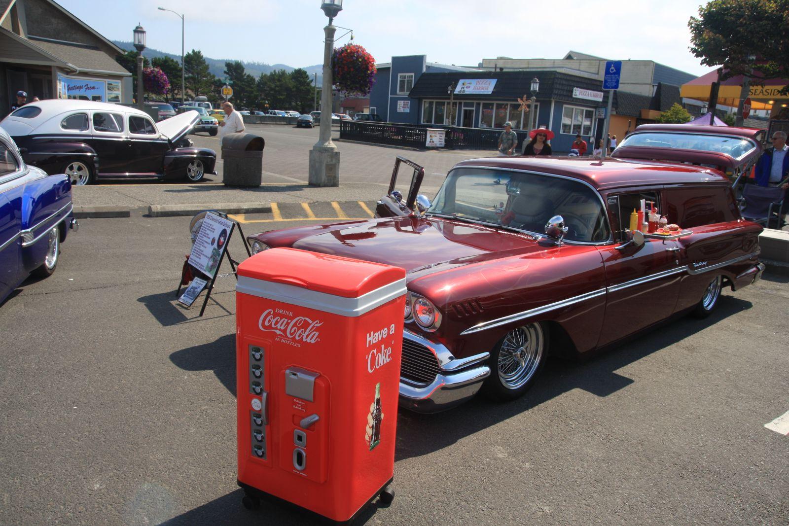 Hot Rod Hotline Virtual Car Show Hotrod Hotline - Seaside oregon car show