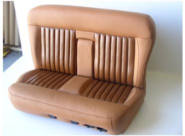 wise guys low profile bench seat hotrod hotline. Black Bedroom Furniture Sets. Home Design Ideas