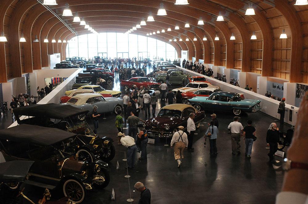 Happy Birthday to LeMayAmericas Car Museum  Hotrod Hotline