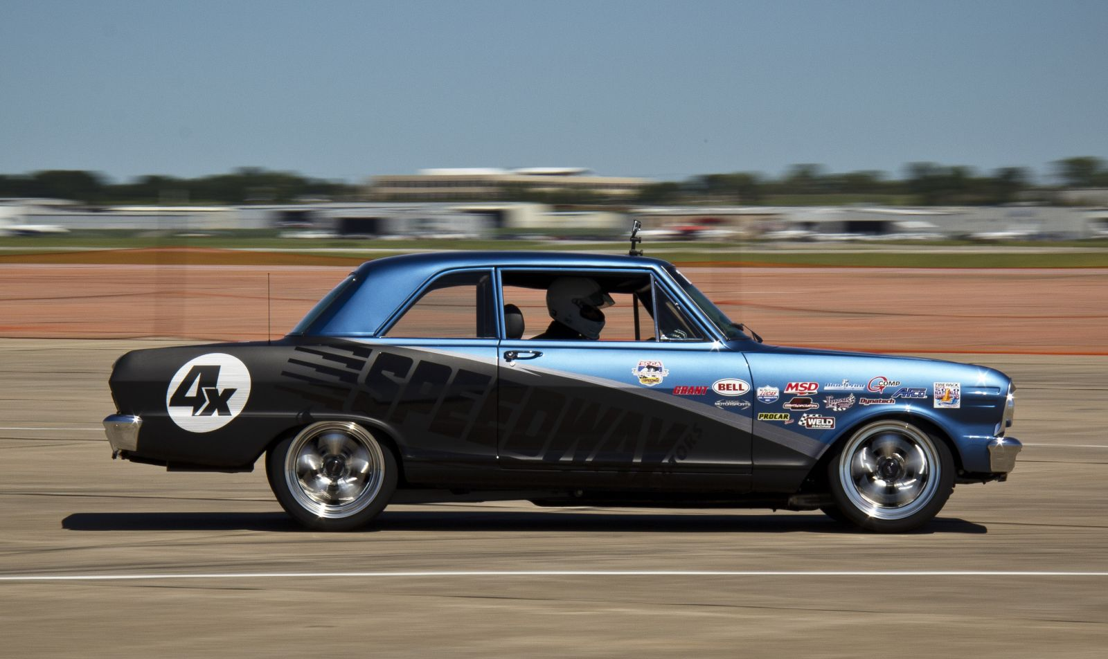 Speedway Motors Announces 2015 Classic American Muscle