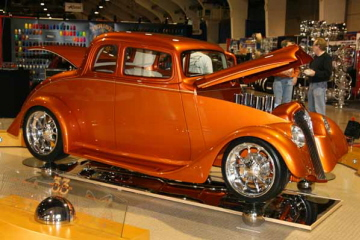 The 59th Annual Grand National Roadster Show 1/08   Hotrod ...