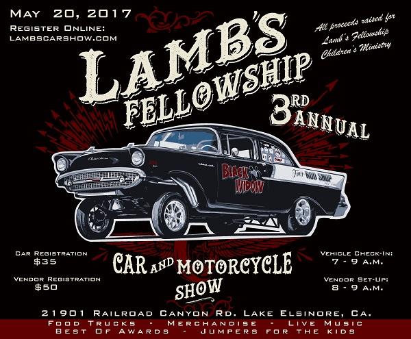 Lambs Fellowship Car Show