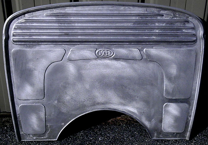 O Brien Truckers Cast Aluminum 1932 Ford Firewall Hotrod